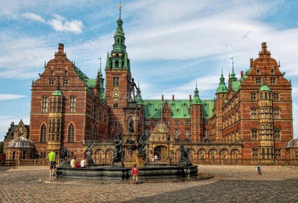 Frederiksborg-Palace