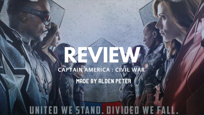 Review Film Captain America 'CIVIL WAR'