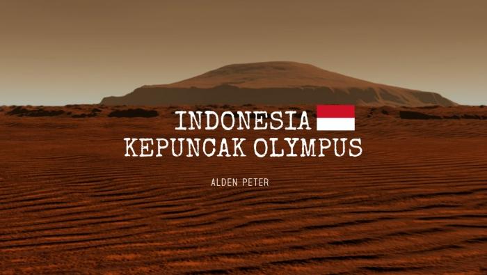 Membawa Indonesia Ke PuncakOlympus