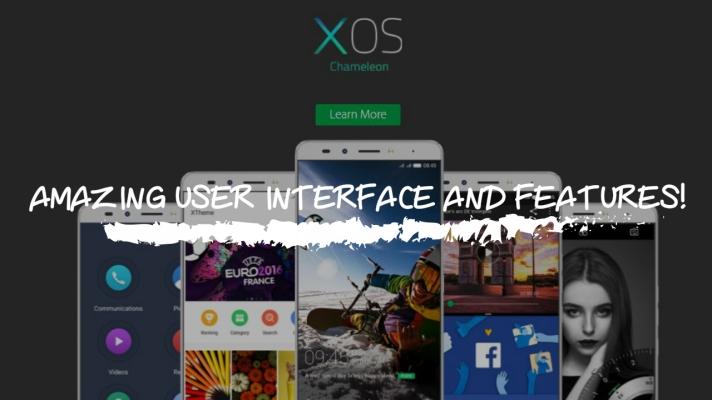 XOS UI Amazing Interface