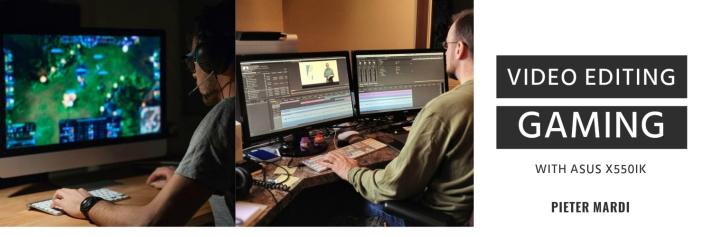 Editing Video Dan Gaming Dua Hal Yang Pasti Akan Gue Kembangkan Apabila Gue Berhasil Upgrade Ke Laptop Baru Dan Pastinya Skill Editing Video Gue Bakal