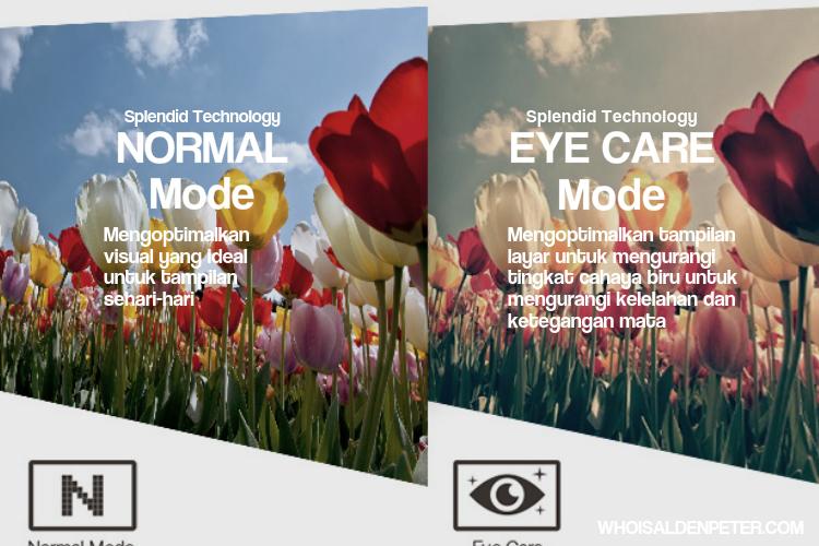 eye care normal mode